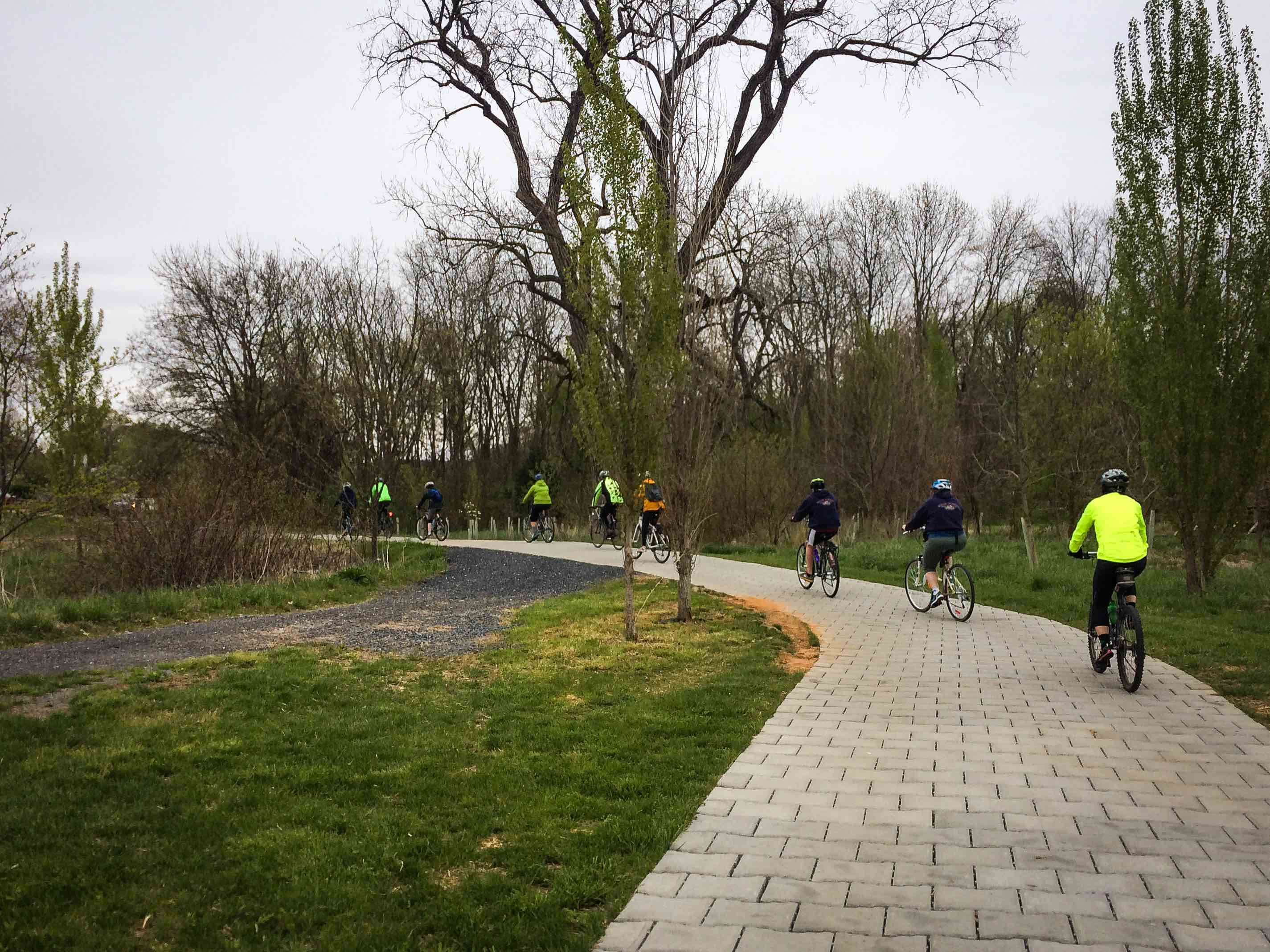 Bluestone Trail