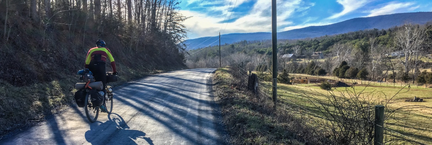 TransVirginia Gravel Route