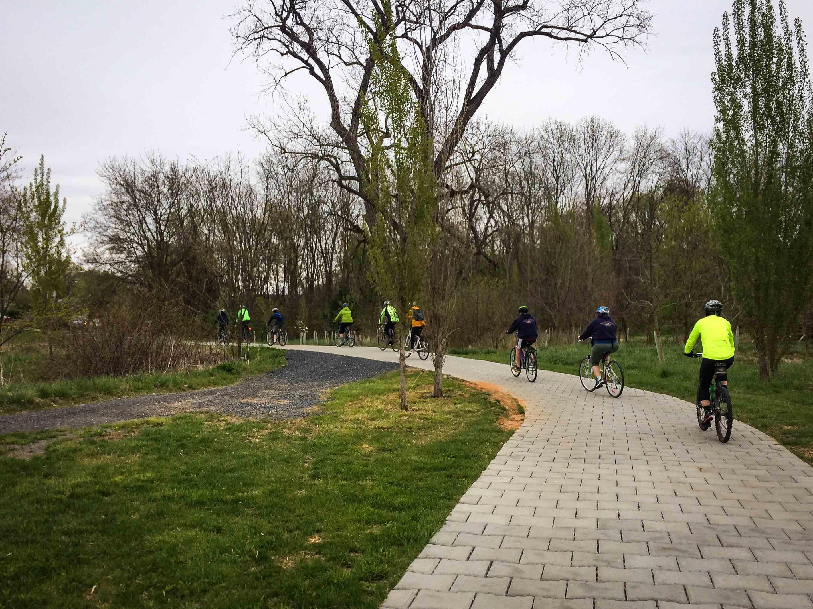 Bluestone Trail