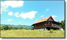 Highland Meadow Cabin McDowell
