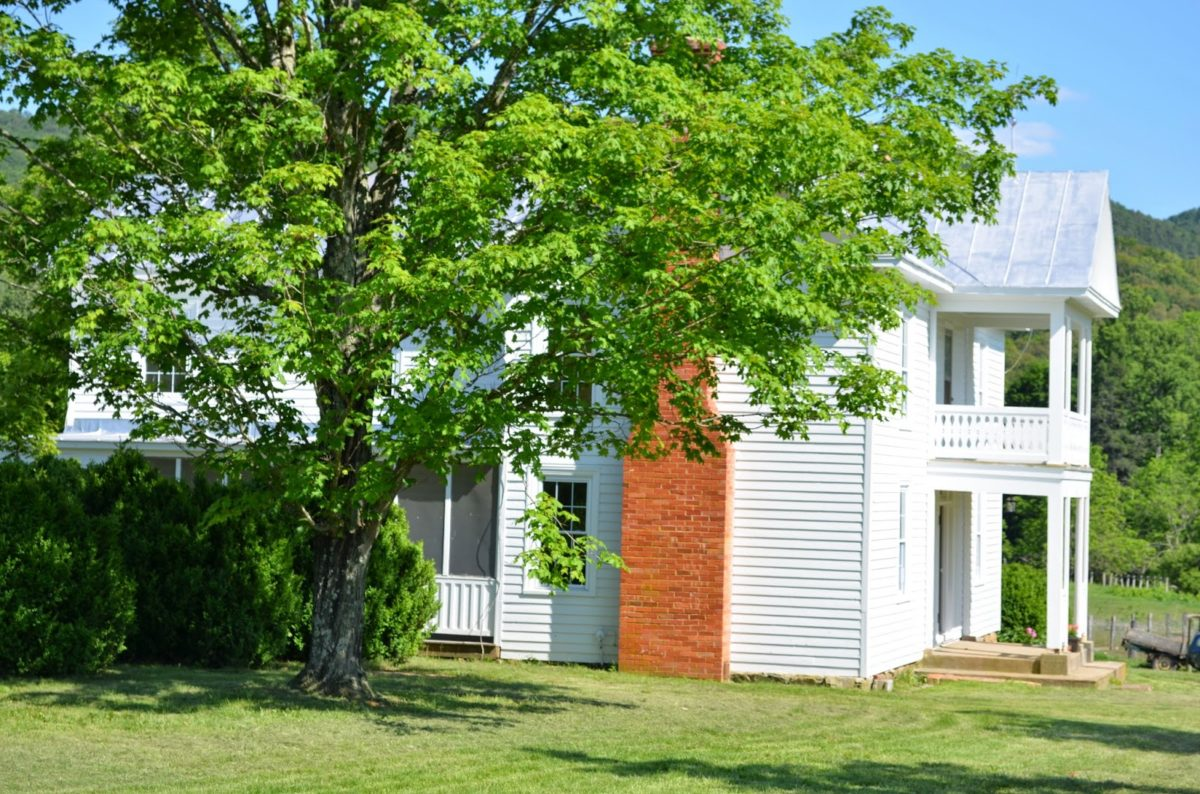 Vances Country Guest House McDowell