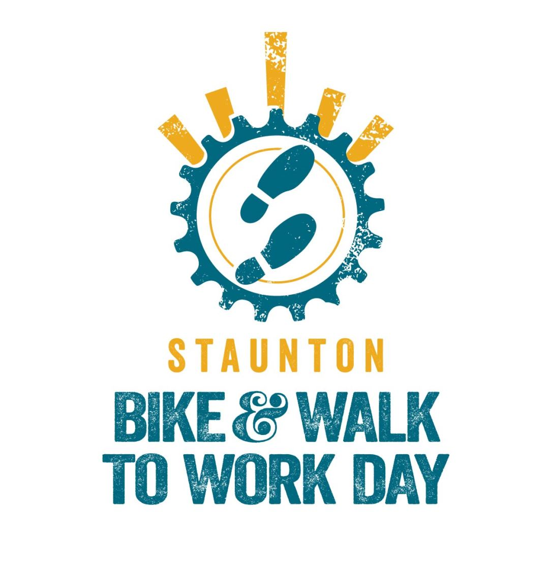 City of Staunton's Bike & Walk to Work Day